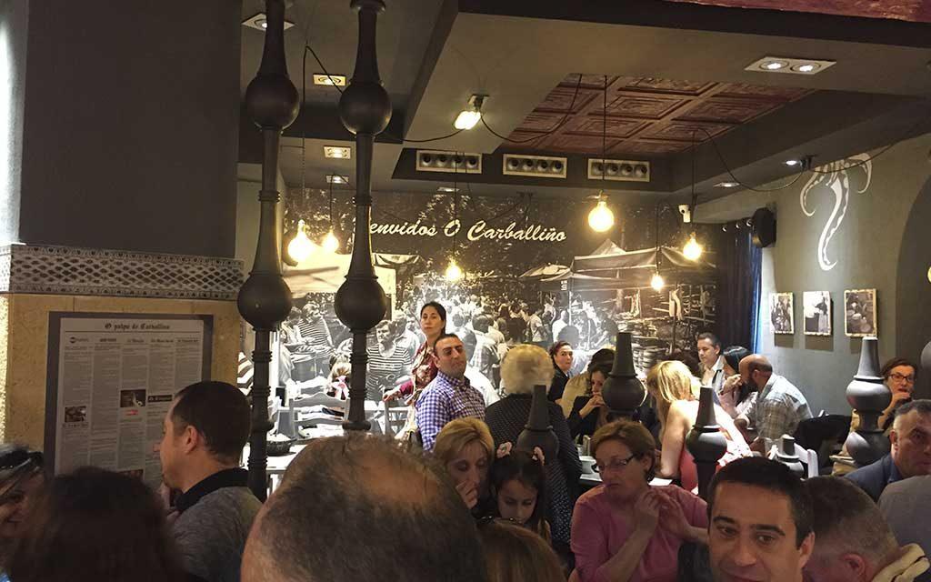Inauguración de Pulpería A Feira en Gijón